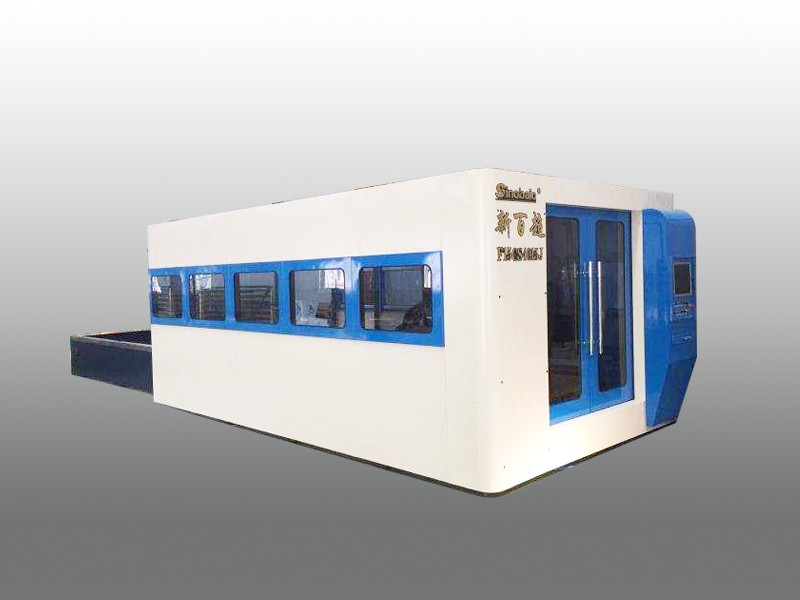 Interchangeable table optical fiber laser cutting machine 1